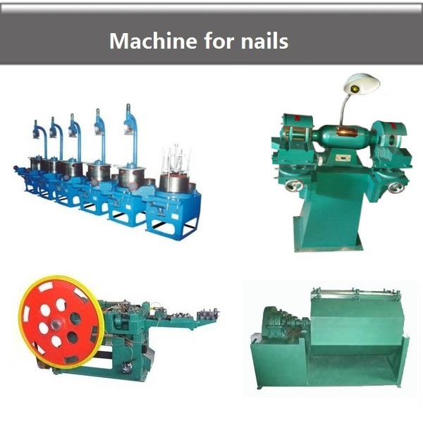 NAIL MAKING MACHINE